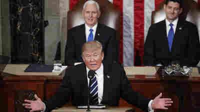 Pence Says Speech Showed 'Big Heart,' But Democrats Say Same Old Trump