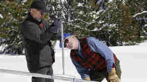 Sierra Snowpack Smacks California's Drought