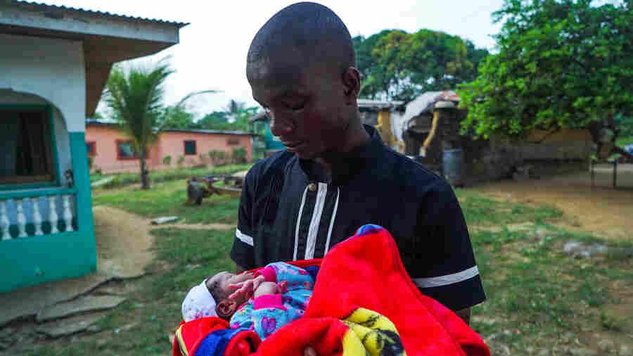 A Husband Loses His 'Best Friend' — Salome Karwah, Ebola Hero