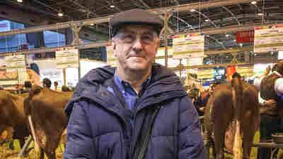 In A Heated Campaign Season, French Politicians Flock To Paris Farm Fair