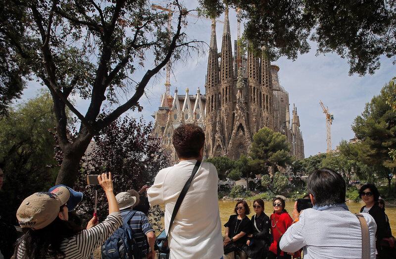 Barcelona Tourist Map Printable, For Barcelona Tourism Boom Comes At High Cost, Barcelona Tourist Map Printable