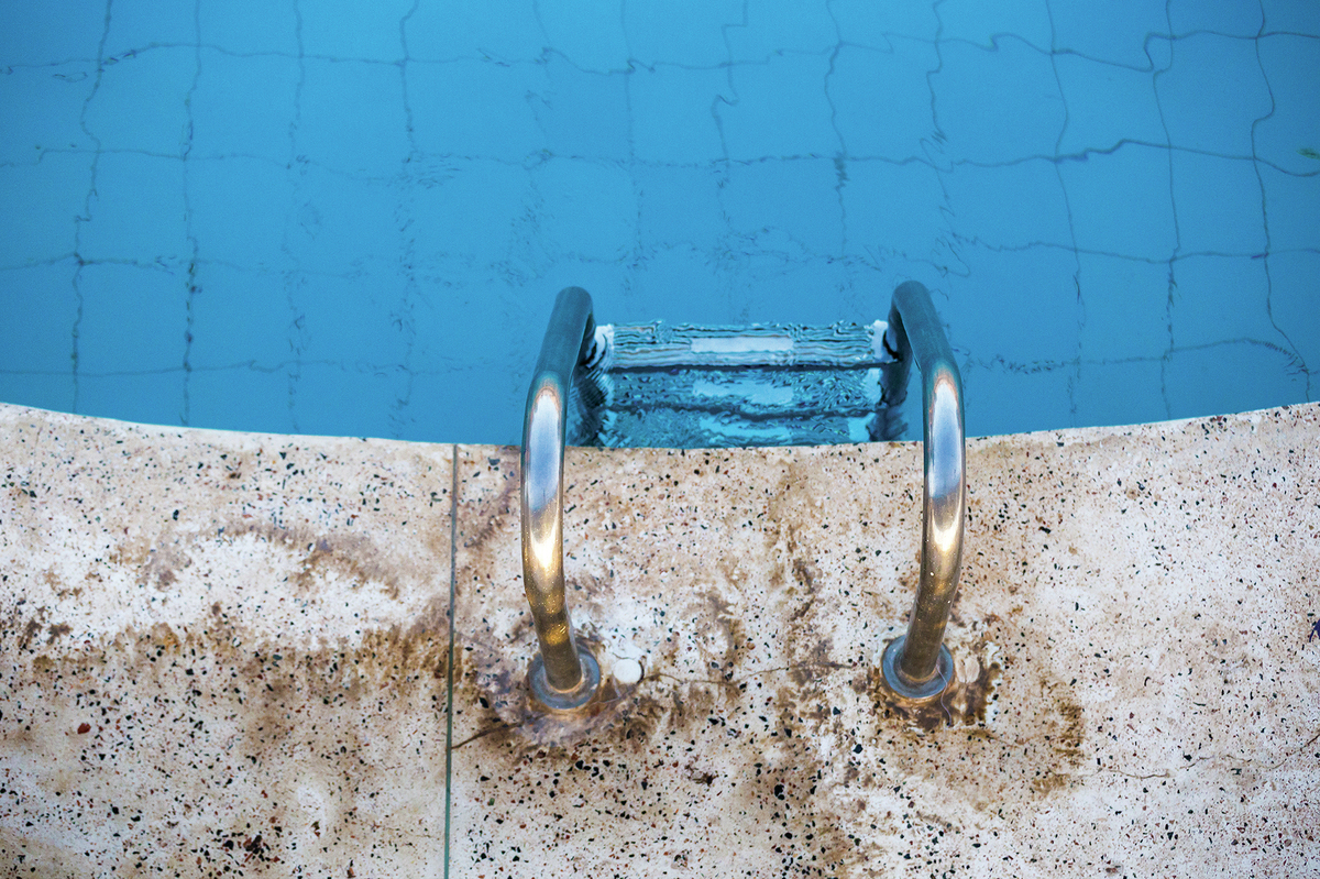 The Strong Smell Of Pool Chlorine Is Actually Urine Plus Chlorine Shots Health News Npr