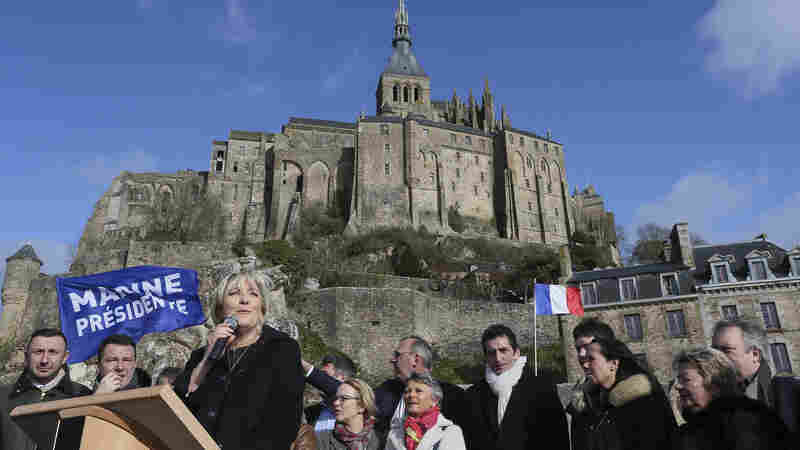 Marine Le Pen Faces Possible Prosecution Over Graphic Tweets