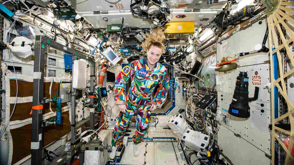 A Microbe Hunter Plies Her Trade In Space