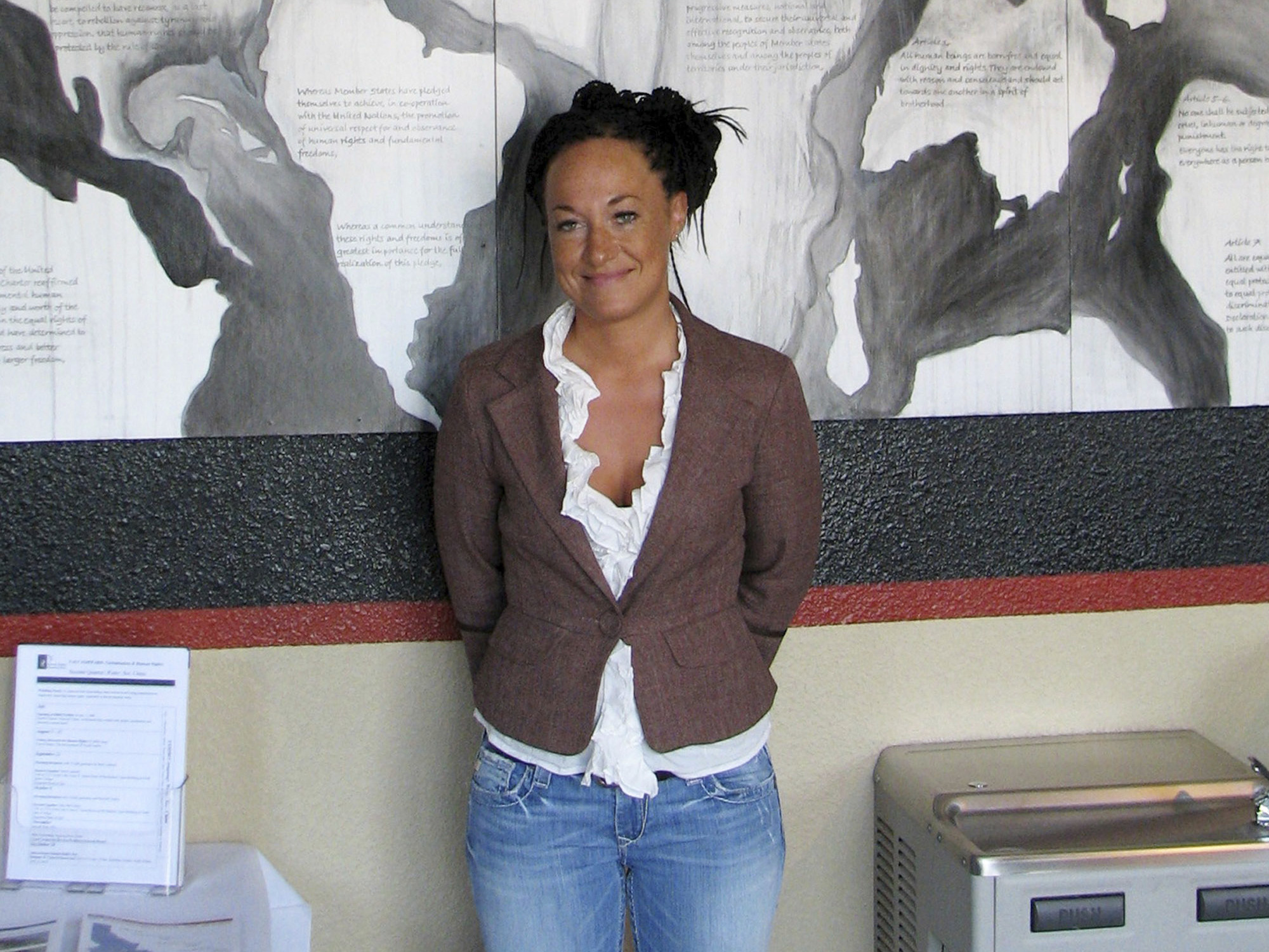 Why Rachel Dolezal Can Never Be Black : Code Switch : NPR