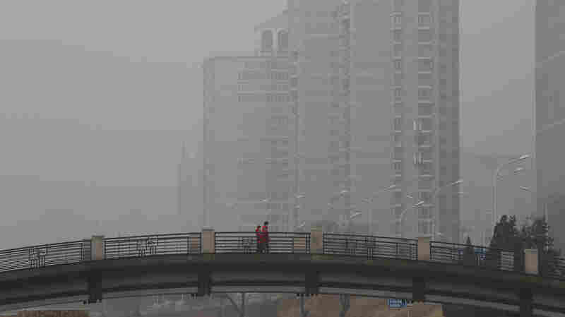 For Some In China's Middle Class, Pollution Is Spurring Action