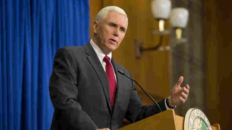 Mike Pence Used AOL Email For State Business As Indiana's Governor