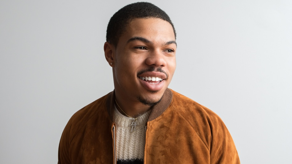 """Taylor Bennett's """"New York Nights"""" is a favorite at Chicago's Vocalo Radio."""