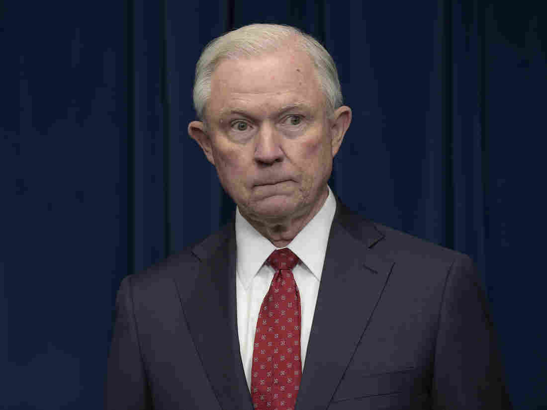 AG Jeff Sessions denies misleading Judiciary Committee on Russian Federation