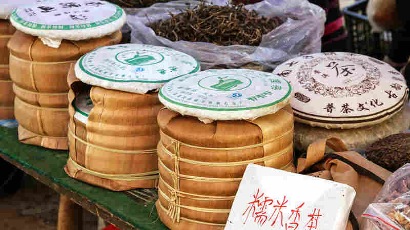 Why Pu'er, A Complex Tea, Draws Rapt Fans And Big Dollars