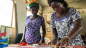 Giving Power To Women In Ghana