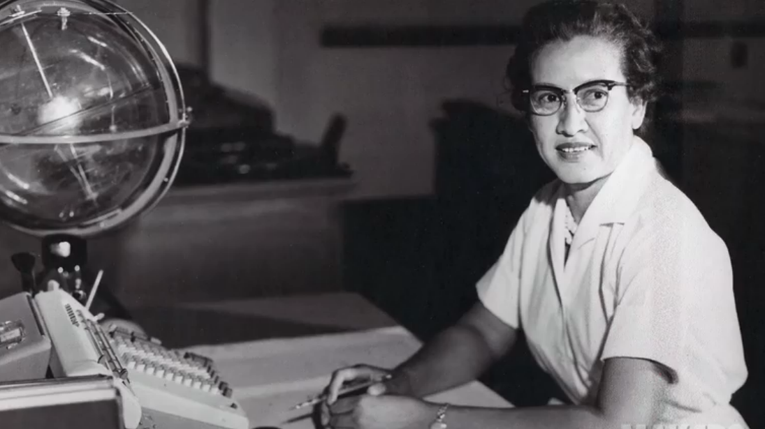 'Human computer' Katherine Johnson dies at 101