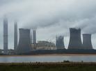 The coal-fired Plant Scherer operates in June 2014 in Juliette, Ga.