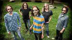 Chris Robinson Brotherhood On World Cafe
