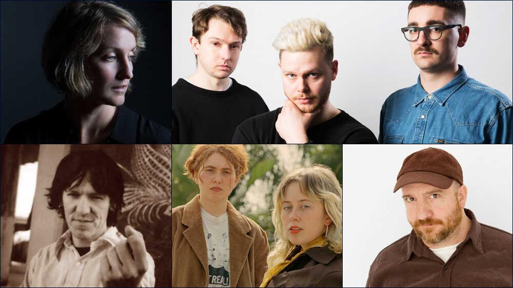 New Mix: alt-J, Elliott Smith, The New Pornographers, Girlpool, More