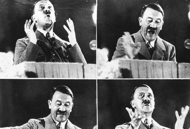 Hitler leszokott a dohányzásról