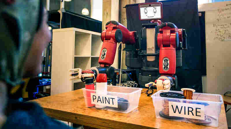 Researchers Take A Step Toward Mind-Controlled Robots