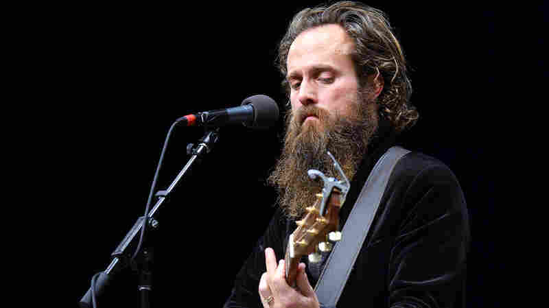 Iron & Wine On Mountain Stage