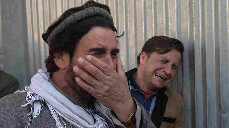 Gunmen Disguised As Doctors Mount Hours-Long Assault On Kabul Hospital