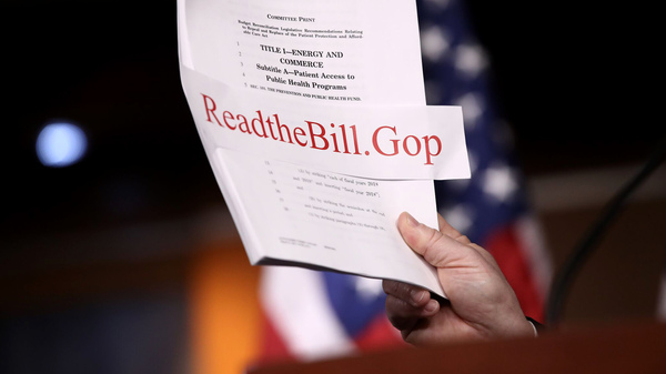 Republicans unveiled their long-awaited plan to repeal and replace the Affordable Care Act on Monday evening.