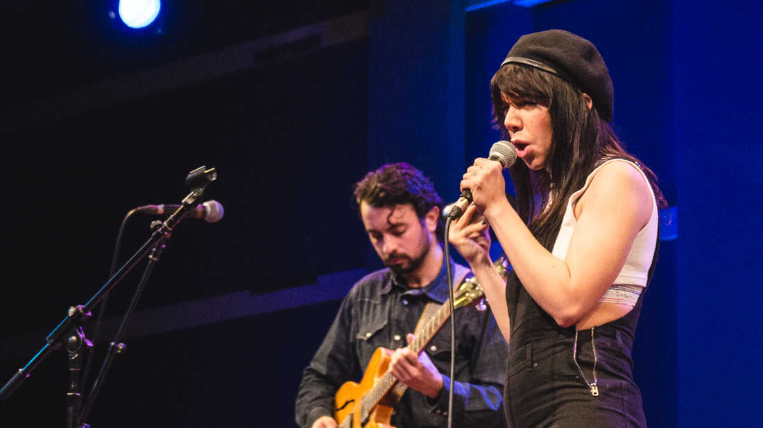 Hurray For The Riff Raff On World Cafe