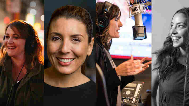 Read These Inspiring Interviews With Some Of NPR's Female Hosts