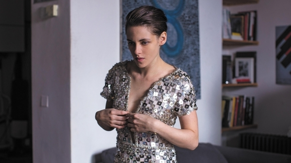 Kristen Stewart plays a medium who is determined to communicate with the spirit of her late twin brother in Personal Shopper.
