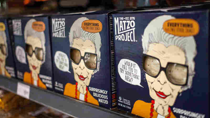 Matzo Makeover: Can The Bread Of Affliction Become A Snack Addiction?