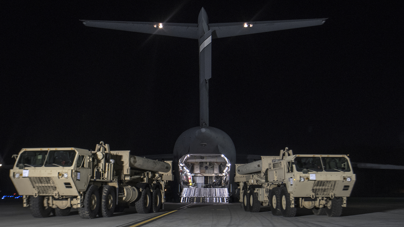 US Fast-Tracks Missile Defense System To South Korea, Drawing China's Ire
