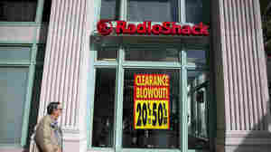 RadioShack Files For Bankruptcy. Again