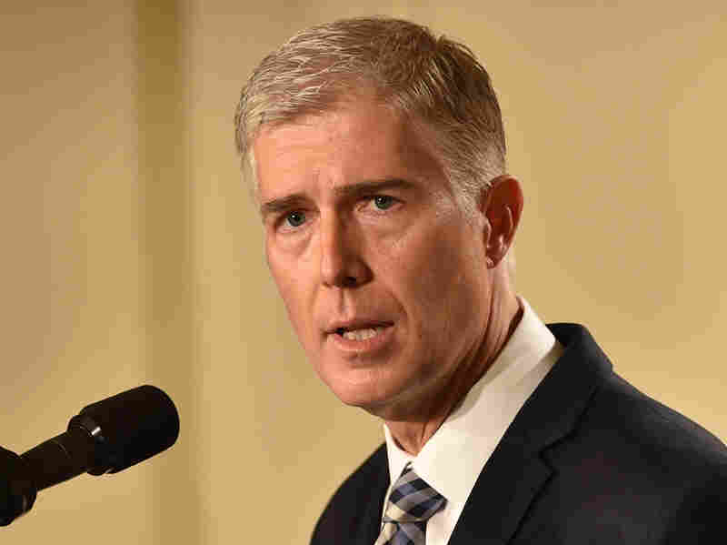 Democrats Criticize Supreme Court Nominee Gorsuch As Pro