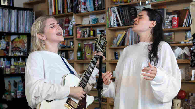 Overcoats: Tiny Desk Concert