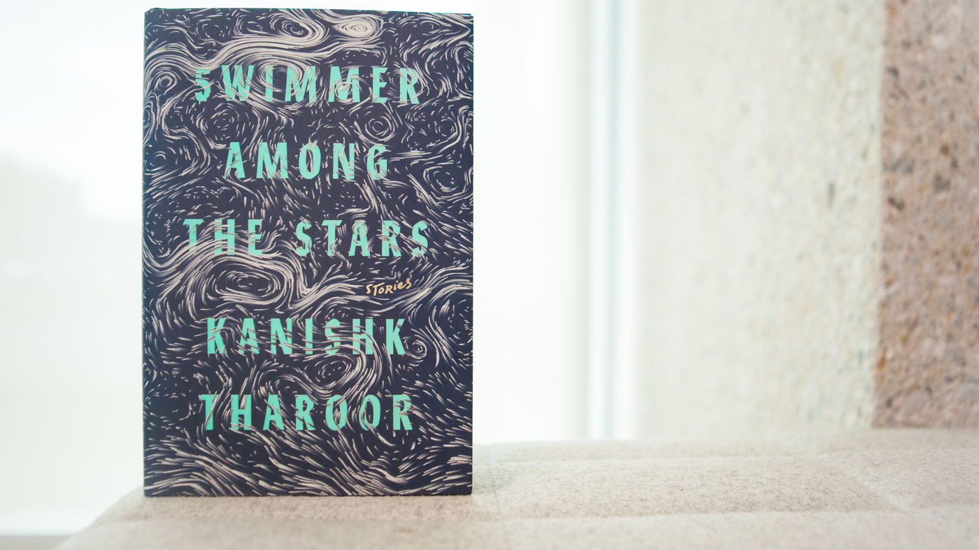book review swimmer among the stars by kanishk tharoor npr