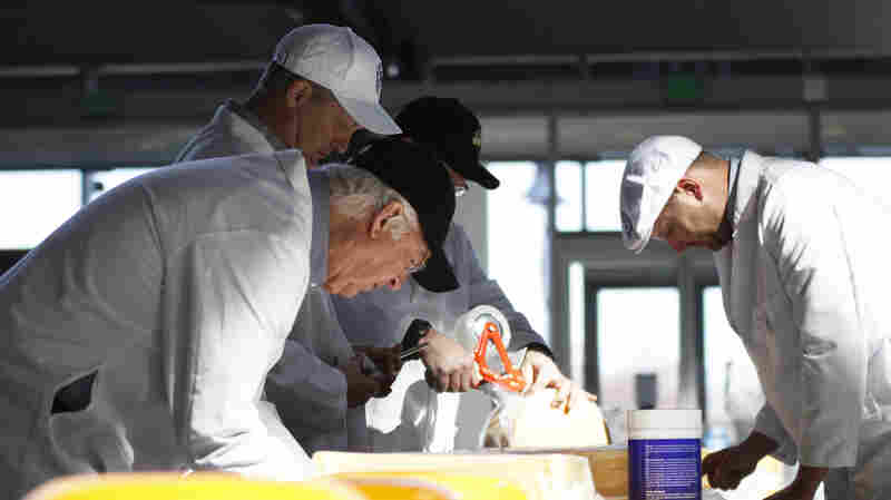 Any Way You Slice It, Wisconsin Dominated The U.S. Cheese Championships