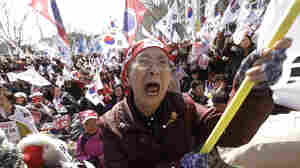 South Korean President's Impeachment Triggers Clashes And Questions