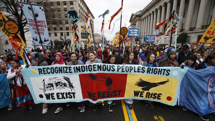 Standing Rock Sioux Tribe Npr