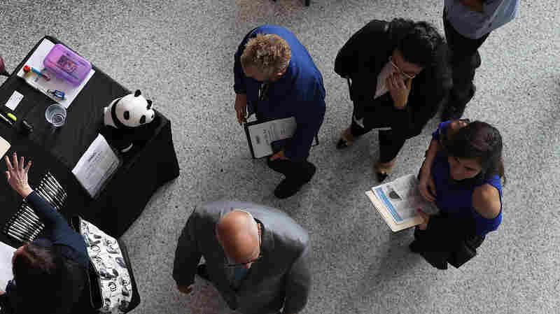 U.S. Employers Added A Robust 235,000 Jobs In February