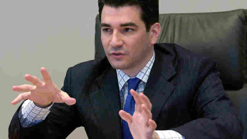 Trump Chooses Dr. Scott Gottlieb To Head Food And Drug Administration
