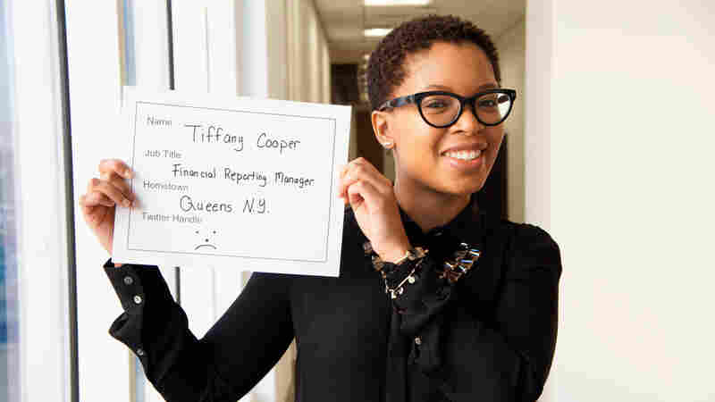 Faces Of NPR: Tiffany Cooper