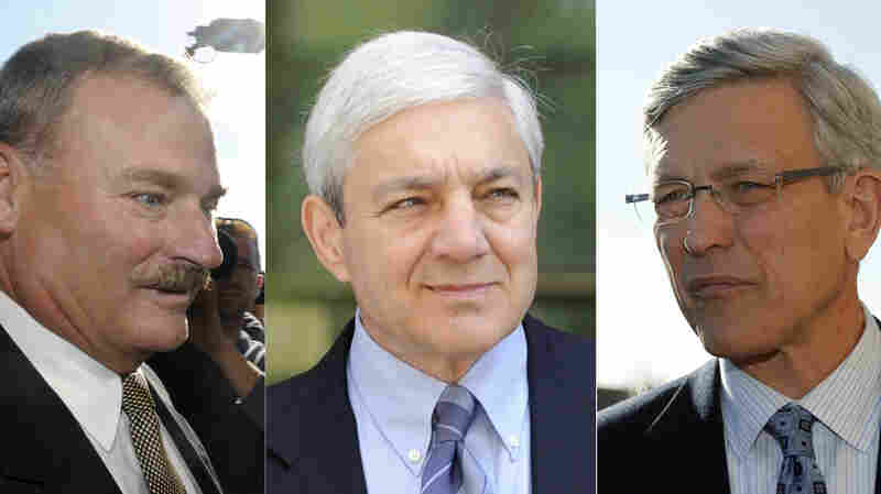 2 Former Penn State Administrators Plead Guilty To Roles In Abuse Scandal