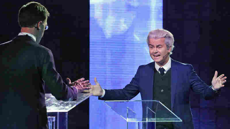 Making Sense Of The Dutch Election — And The Role Geert Wilders May Play