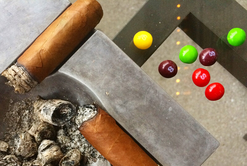 Skittles, Champagne And Cigars: A New Generation Of Flavor