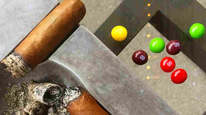 Skittles, Champagne And Cigars: A New Generation Of Flavor Pairings