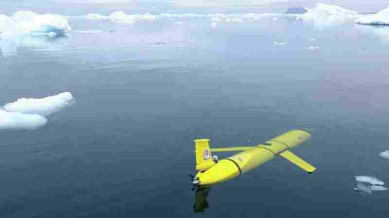 Boaty McBoatface Prepares For First Antarctic Mission