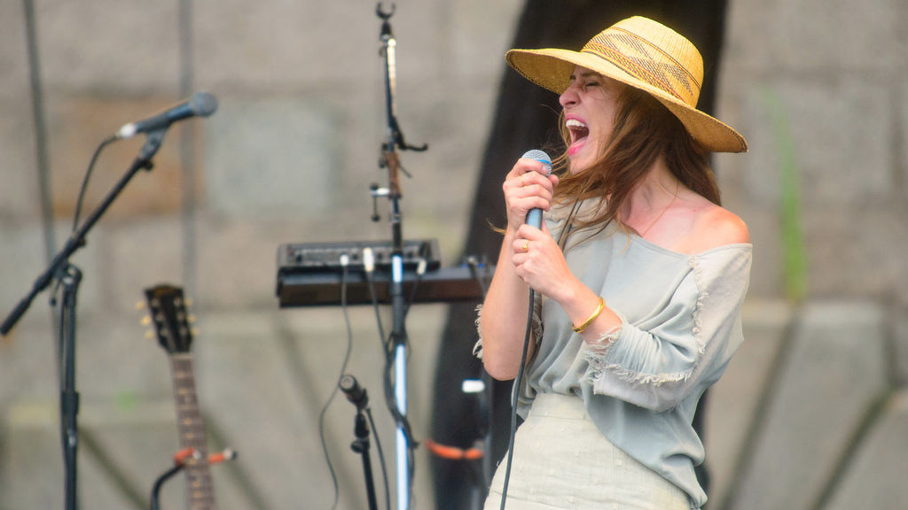 Feist To Release First Album In Six Years, 'Pleasure,' Next Month