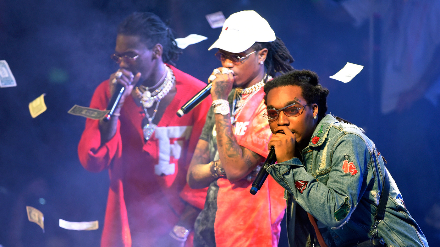 Culture Wars: Trap Music Keeps Atlanta On Hip-Hop's Cutting