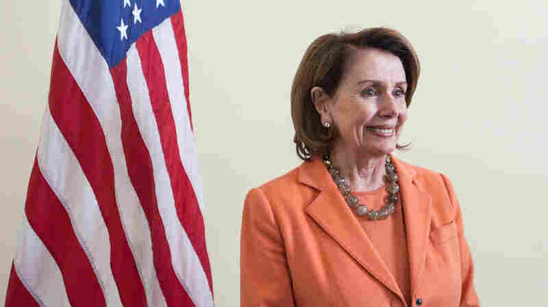 Pelosi Says Democrats Have A Responsibility To Look For Common Ground On Health Law