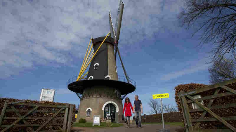 Dutch Election Is Underway, In Latest Test Of Populist Nationalism