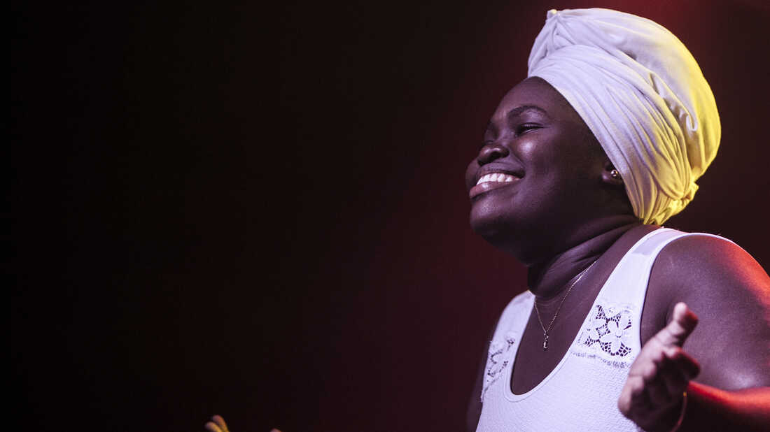 In 'Mambo Na' Mà,' Daymé Arocena Leads The Second Line