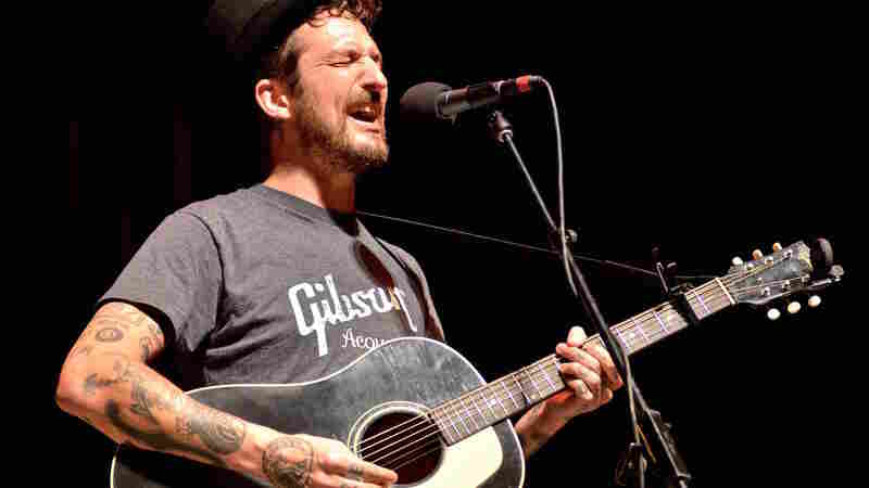 Frank Turner On Mountain Stage